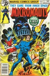 Micronauts movie project