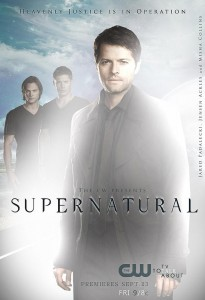 Supernatural Season 7 poster