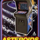 Asteroids Arcade Game