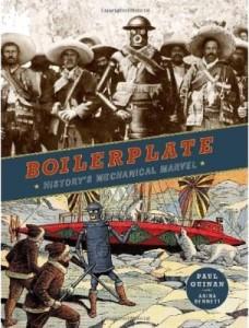 Boilerplate graphic novel cover