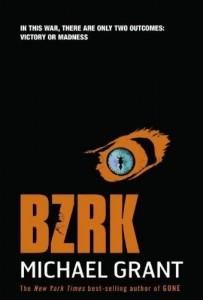 BZRK book cover