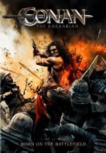 Conan remake poster