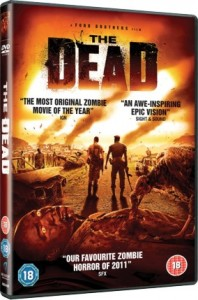 The Dead DVD cover