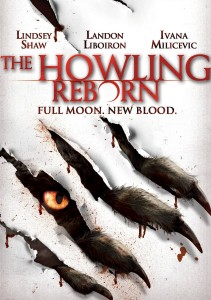 Howling Reborn DVD cover