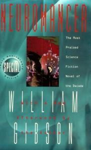 Neuromancer book cover