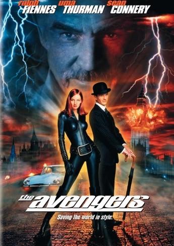 Avengers 1998 movie