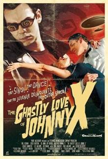 Johnny X poster
