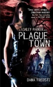 Plague Town - Book Cover