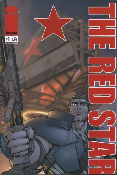 The Red Star graphic novel