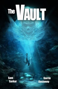 The Vault Trade Paperback cover