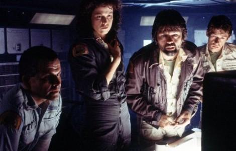 Nostromo crew pic