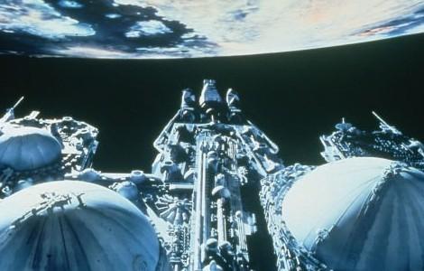 Nostromo spaceship pic