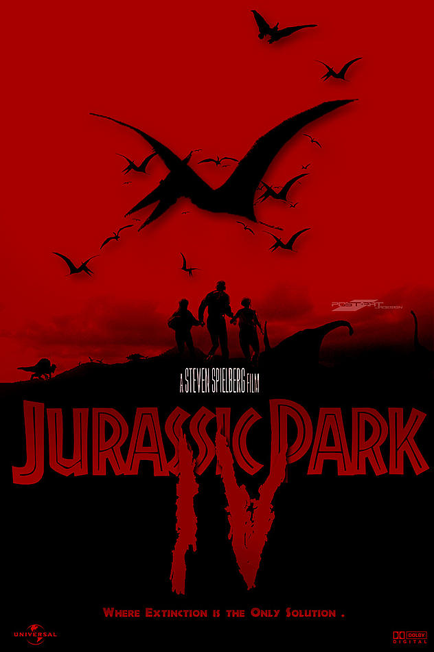 Jurrassic park 4 movie