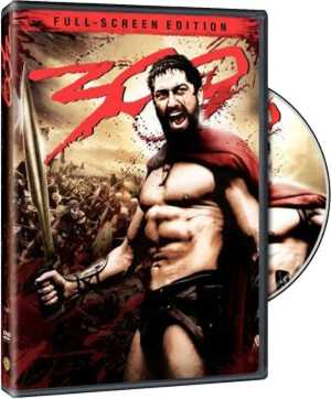 300 Full Movie >> 300 Full Screen Single Disc Edition 2007 Dvd Review Sci Fi