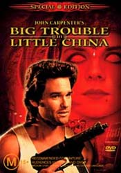 Big trouble in little china legacy edition book one