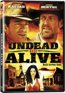 Undead Or Alive (2007) - DVD Review | Sci-Fi Movie Page