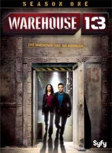 Warehouse 13 - Season One movie