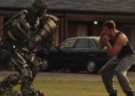 Real Steel 2011 Review Sci Fi Movie Page