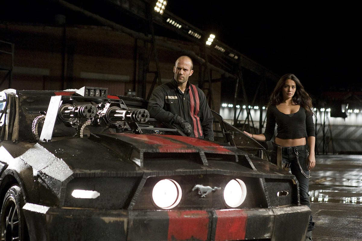 Death Race (2008) - Preview | Sci-Fi Movie Page