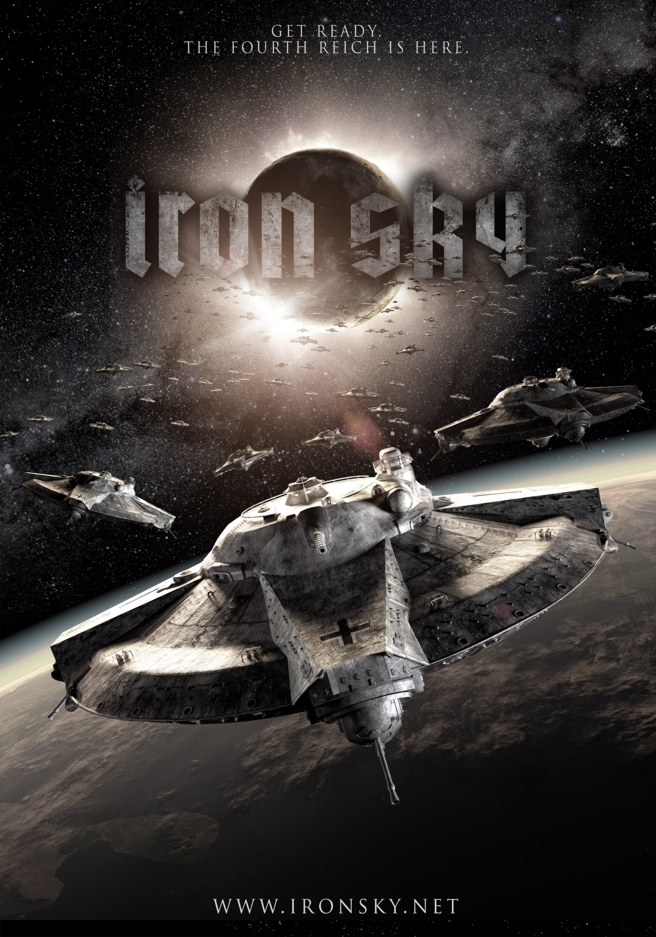 Iron sky movie mistaken