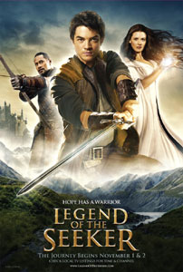 LEGEND OF THE SEEKER (LA LEYENDA DEL BUSCADOR)