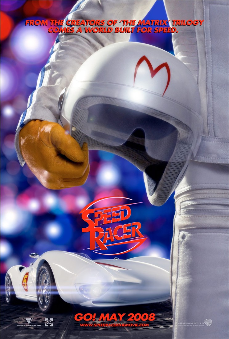 Speed racer movie download 720p
