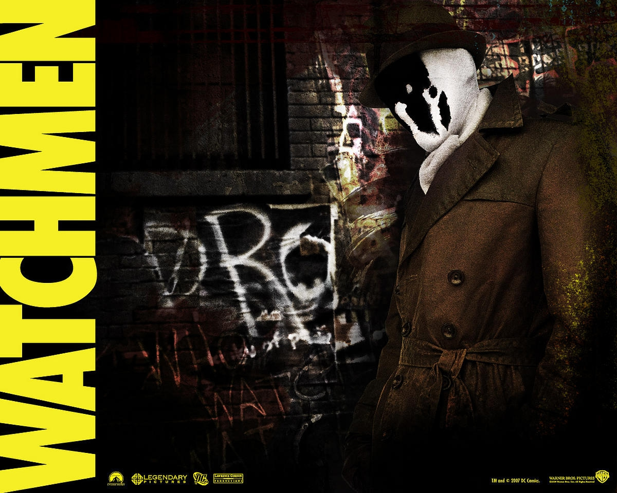 Watchmen (2009) - Wallpapers | Sci-Fi Movie Page