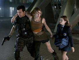 Resident Evil Apocalypse 2004 Review Sci Fi Movie Page