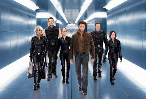 X-Men: The Last Stand Cast Photo