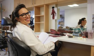 Osgood Returns to Doctor Who Season 9