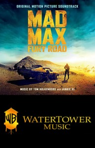 Mad Max: Fury Road Soundtrack by Junkie XL (aka Tom Holkenborg)