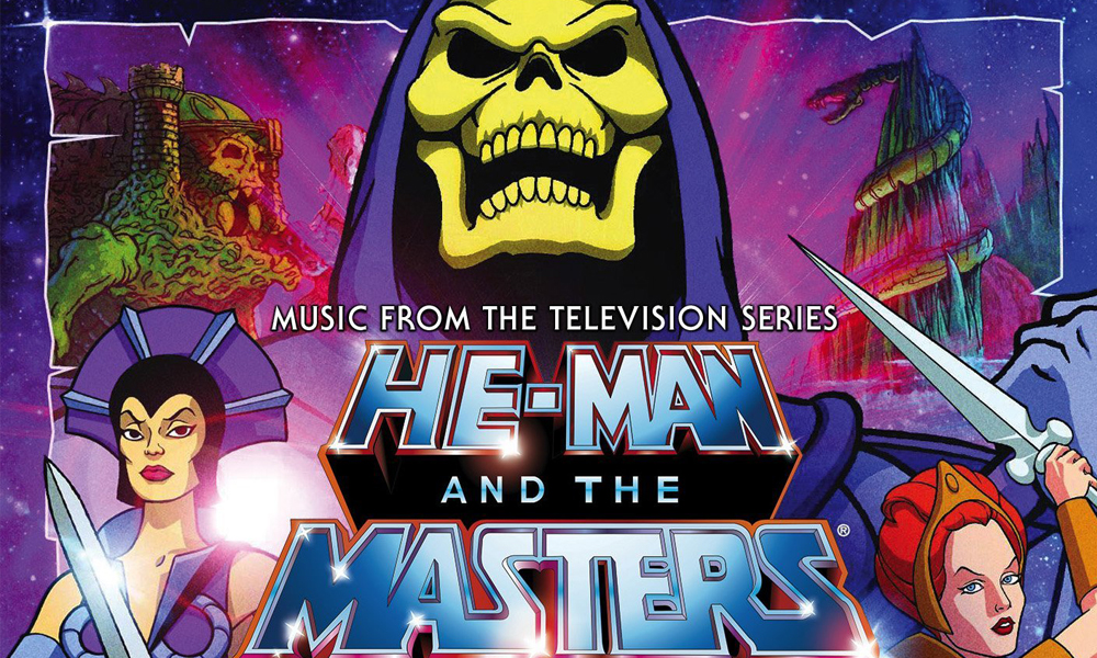He-Man and The Masters of The Universe: Limited Edition (2-CD Set)