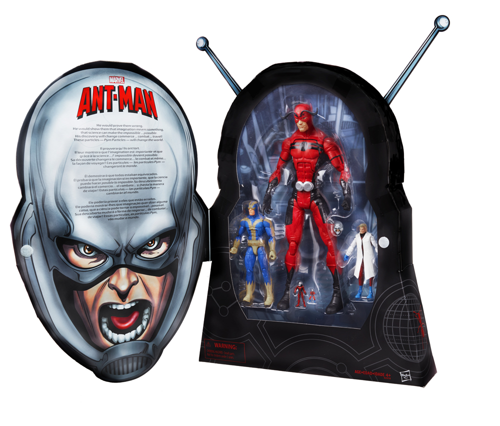 MARVEL'S ANT-MAN Action Figure Pack
