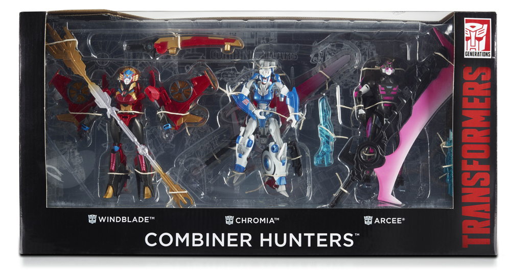 TRANSFORMERS GENERATIONS: COMBINER WARS COMBINER HUNTERS Action Figure