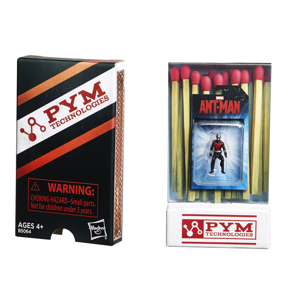"MARVEL'S ANT-MAN 0.75"" Mini Action Figure"