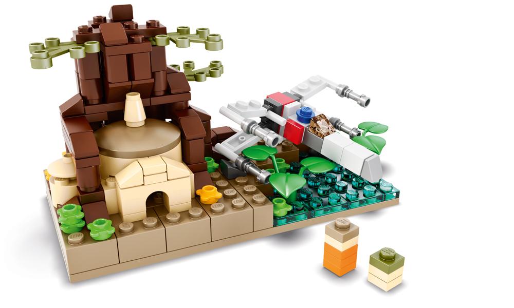Dagobah Mini-build