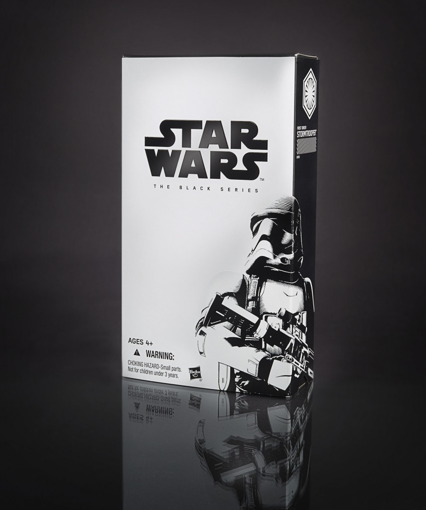 STAR WARS THE BLACK SERIES 6-INCH FIRST ORDER STORMTROOPER