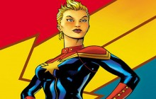 Captain Marvel #1 Soars into Comic Shops this Fall!