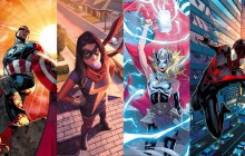 Marvel Announces The All-New, All-Different Avengers