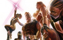 The Squadron Supreme #1 Busts into Stores this Fall!