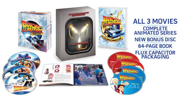 Back to the Future 30th Anniversary Edition