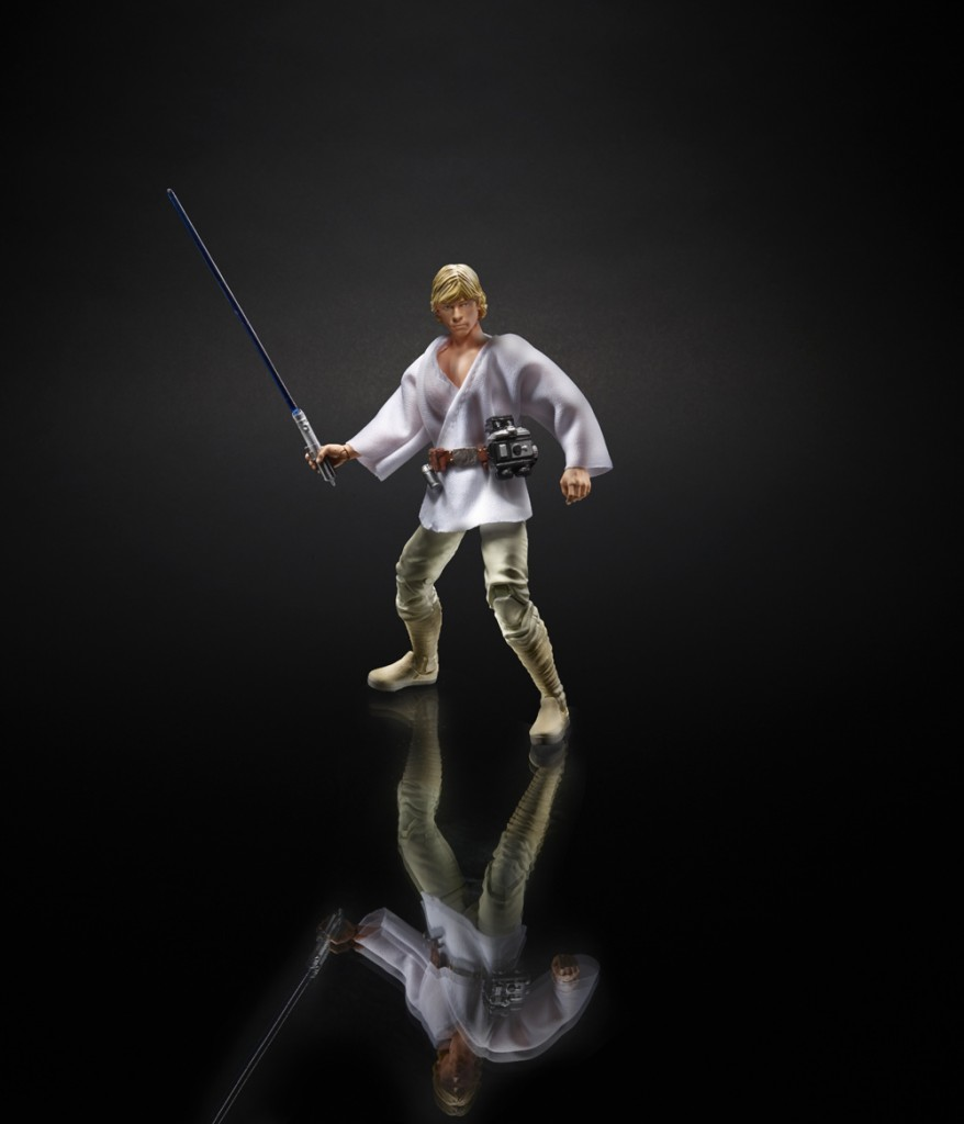 Black Series Luke Skywalker