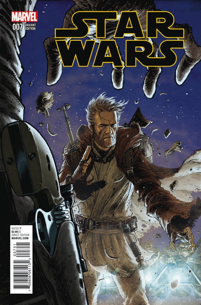 Str Wars #7 Cover