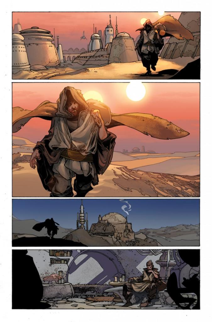 Star Wars #7 Panel