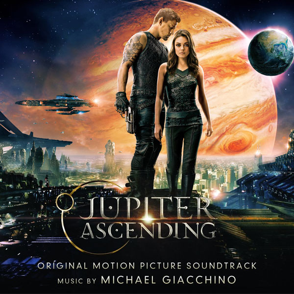 Jupiter Ascending Soundtrack