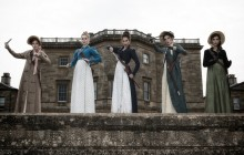 New Images From Pride and Prejudice and Zombies