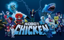 Robot Chicken Season 7 - DVD Review