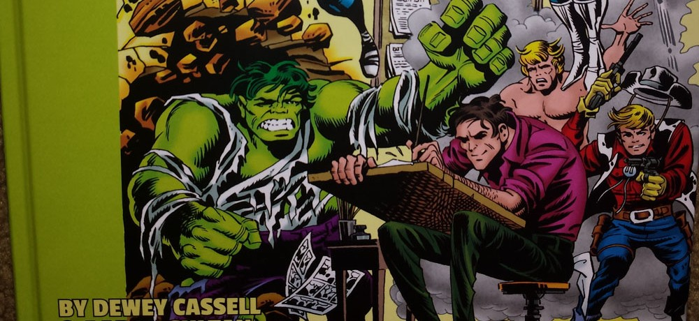 The Incredible Herb Trimpe Book Review