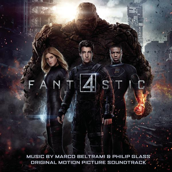 Fantastic Four Soundtrack Review