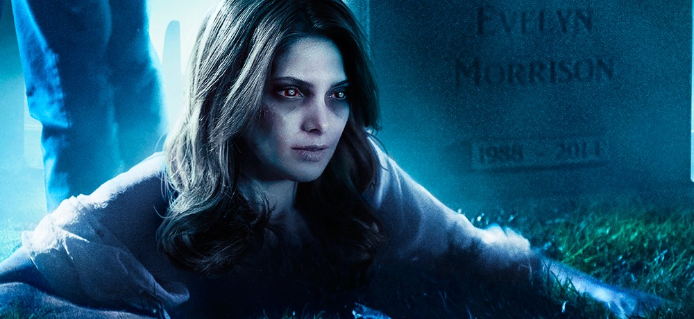 Burying the Ex Blu-ray Review